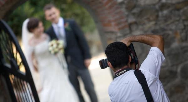 Как провести свадебную фотосессию