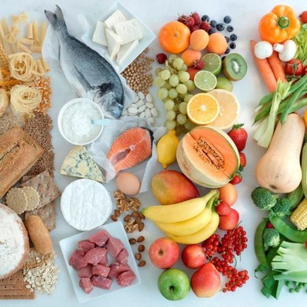 Правильное рациональное питание
