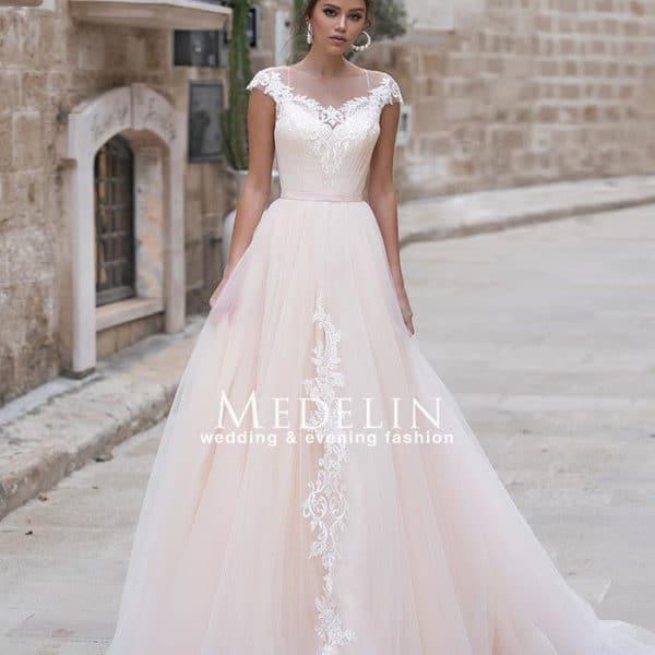 недорогие свадебные платья 2020