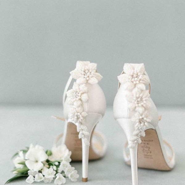 Свадебные туфли 2020
