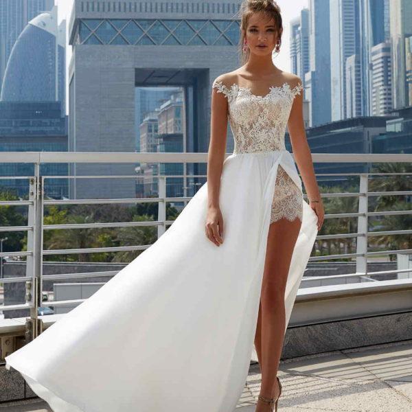 как выбрать летнее свадебное платье