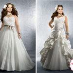 свадебные платья больших размеров николаев