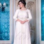свадебные платья для полных Николаев