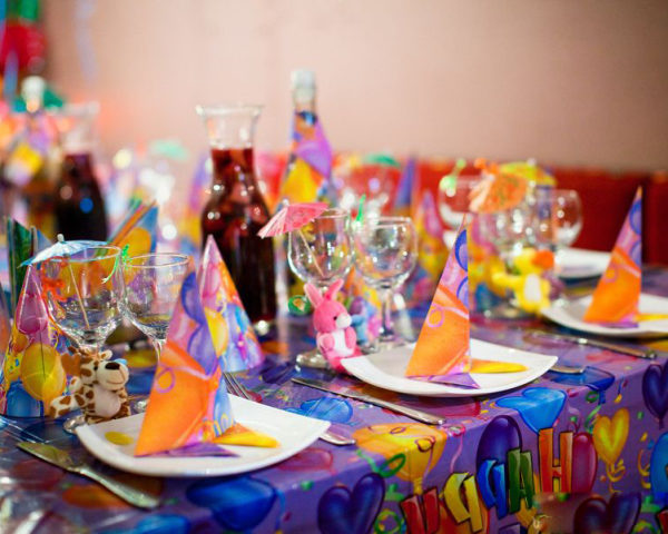 Отметить день рождения ребенка в Николаеве